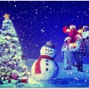クリスマスイルミネーションは屋外でLED?ソーラーって?太陽電池は?