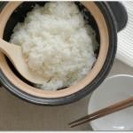 ご飯の土鍋での炊き方 簡単にできるのは?炊き込みご飯は?パエリアは?