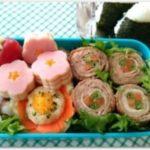 お花見弁当のアイデアかわいいおかずレシピ5選