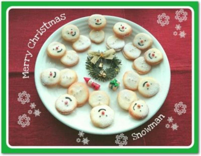 ホワイトチョコレートクッキー