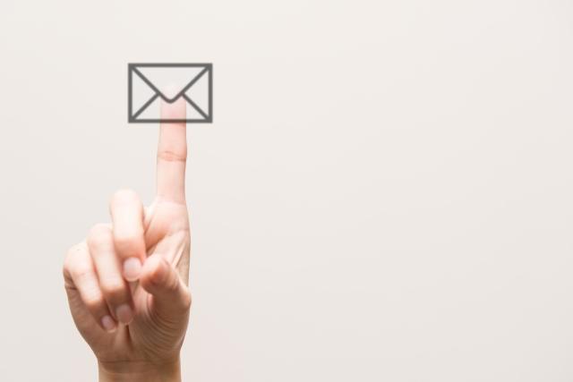 電子メールと指